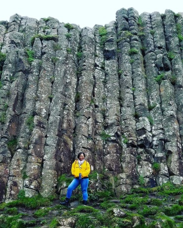 Exploring Giant's Causeway